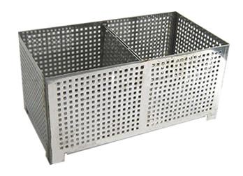 Pellet Basket - Cheap Alternative to Pellet Stove
